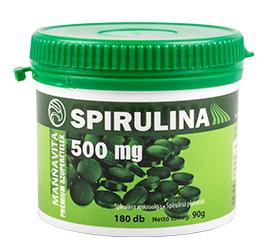 spirulina és magas vérnyomás hipertóniás betegek hipertónia fóruma