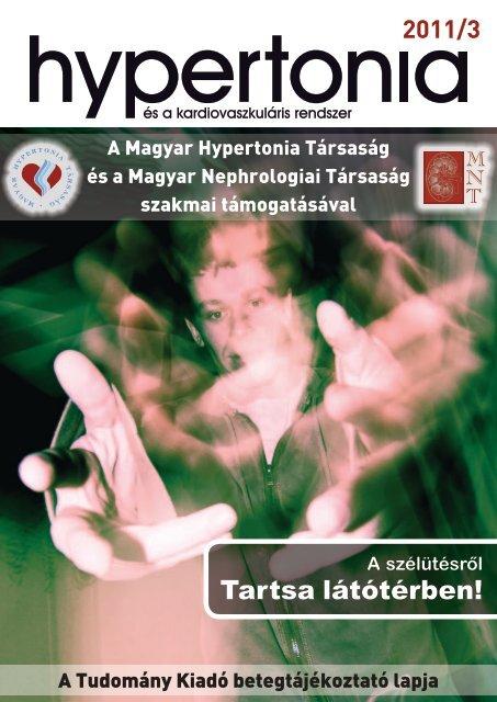 stroke és következményei magas vérnyomásban