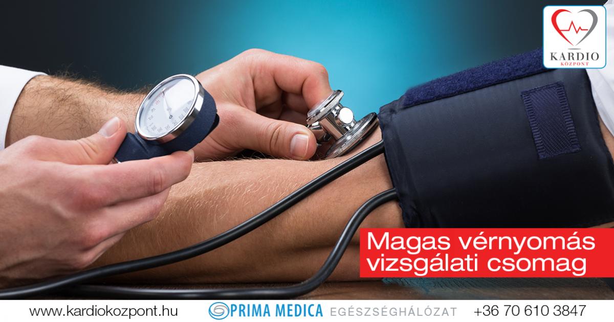 Magas vérnyomás: mit kell vizsgálni?