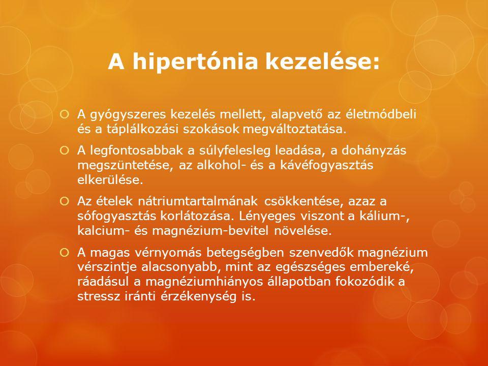 a hipertónia munkakorlátozásai hipertóniát kezelő eszköz