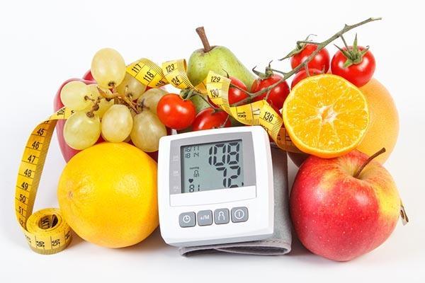 diéta és a magas vérnyomás kezelése