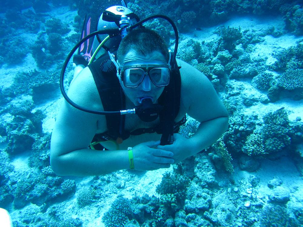 UEF - blog: Merülés krónikus betegséggel