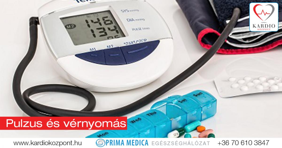 hogyan lehet megállapítani, hogy van-e magas vérnyomása krónikus magas vérnyomás elleni gyógyszerek
