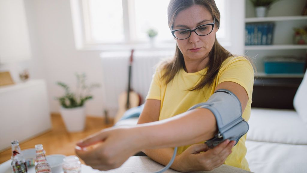 VSD különbségek a magas vérnyomástól magas vérnyomás és annak jelei