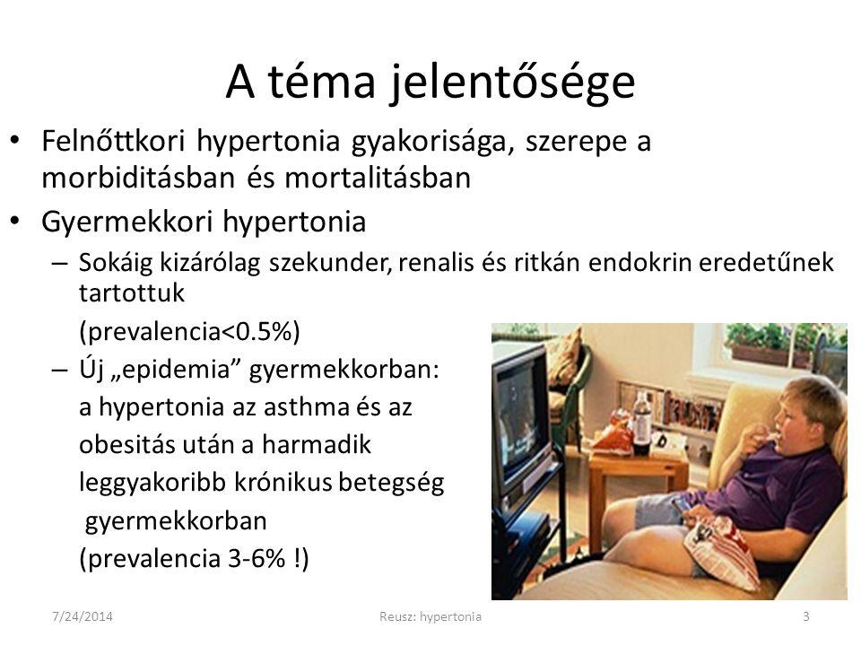 előadások a hipertónia terápiájáról