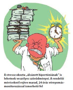 norepinefrin magas vérnyomás esetén