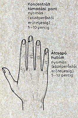 akupunktúra és magas vérnyomás magas vérnyomású rasillosis