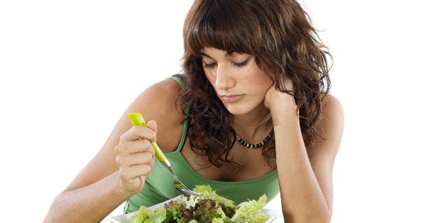 az étvágy hipertóniával eltűnt