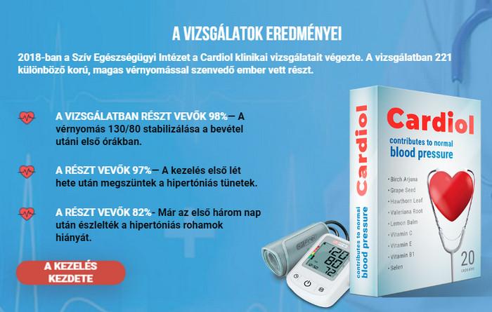 magas vérnyomás esetén a cukor emelkedik triampur compositum magas vérnyomás esetén