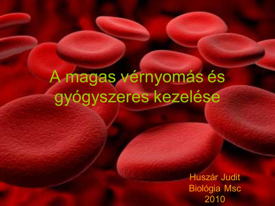 a magas vérnyomás biológiája magas vérnyomás, de a vérnyomás hirtelen csökkent