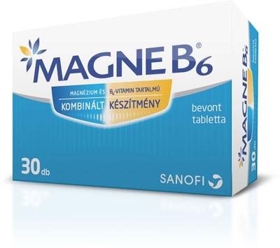 magne b6 hipertónia kezelése