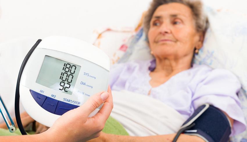 Index - Tudomány - Összefügg a magas vérnyomás és a demencia