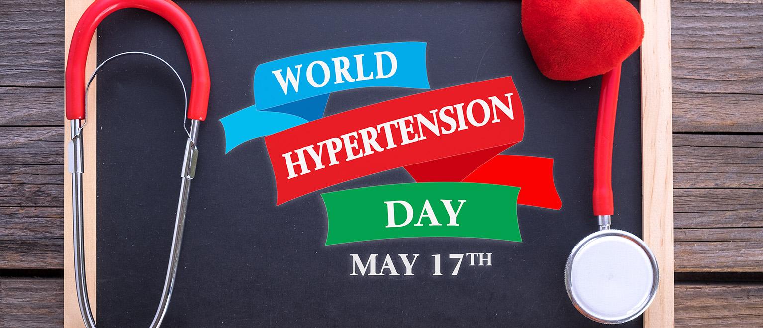 A Magas Vérnyomás Elleni Küzdelem Világnapja - 2013. május 17.