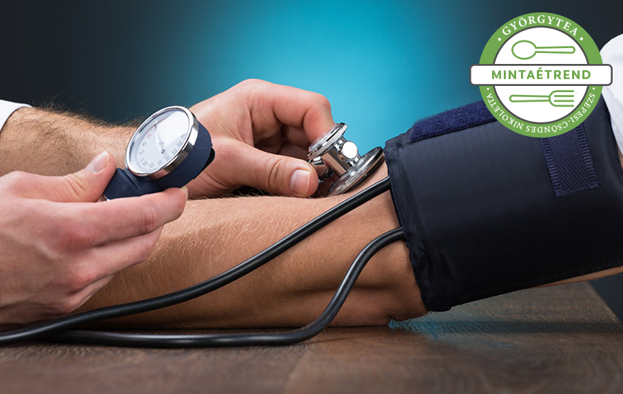 jódcsík a csuklón magas vérnyomás esetén
