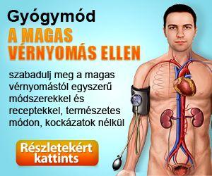 modern módszer a magas vérnyomás kezelésére