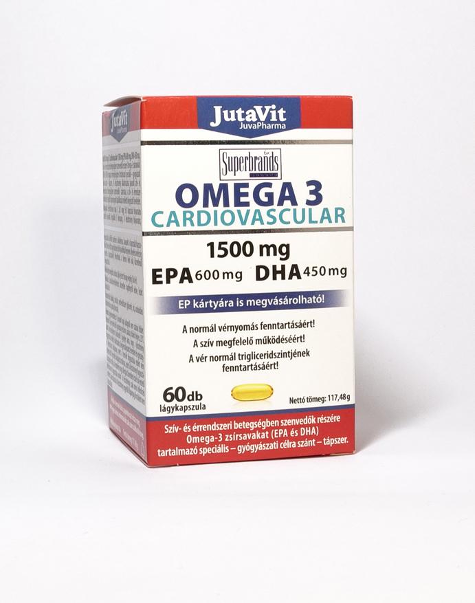 Vitamin Sziget - / Szív és érrendszer és az Omega-3 kapcsolata