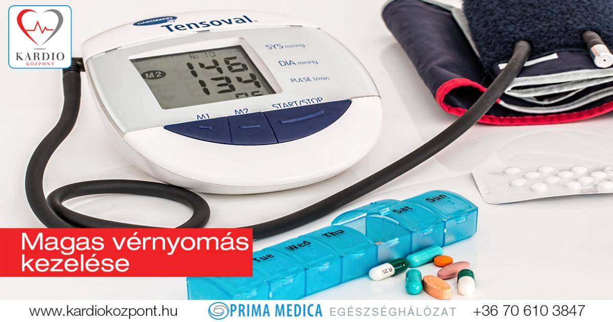 gyógyszer magas vérnyomás kezelés magas vérnyomás szív mormogása