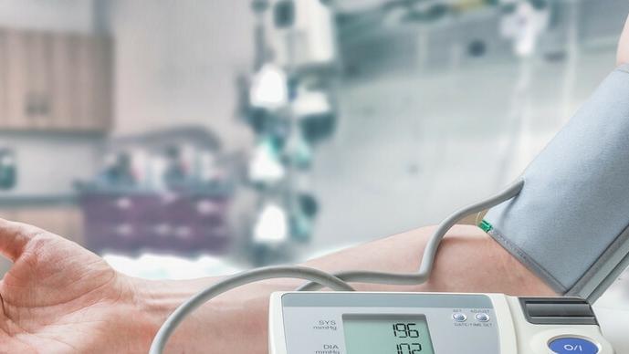 szünetet adott a magas vérnyomásért
