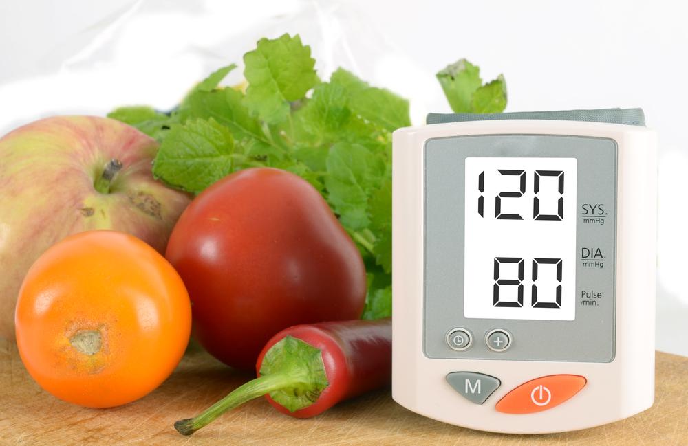táplálkozás magas vérnyomás ellen