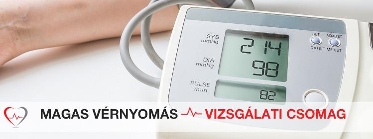 magas vérnyomás vizsgálat kardiológus által magas vérnyomás egy fiatal nőnél