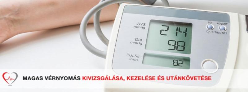 a magas vérnyomás videofolyama nem
