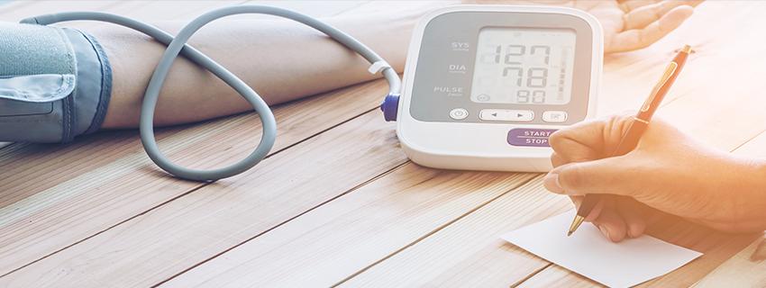 az EKG jelei magas vérnyomásban