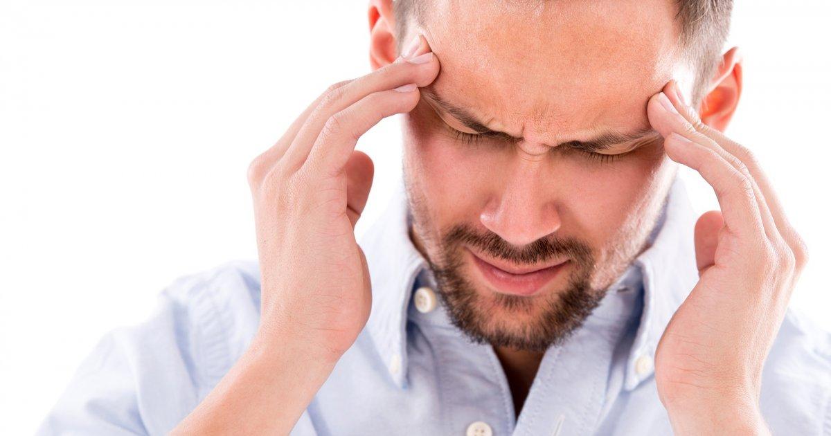 magas vérnyomás okozta fejfájás