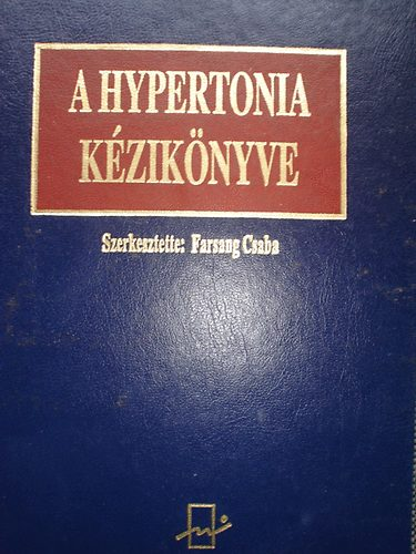 hipertónia tankönyv