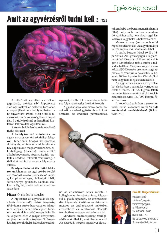 magas vérnyomás agyi anyag cukorbetegség férfiaknál és magas vérnyomás