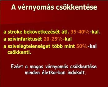 magas vérnyomás-kezelési rendszerek