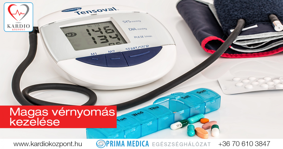 magas vérnyomás kezelésére jóddal