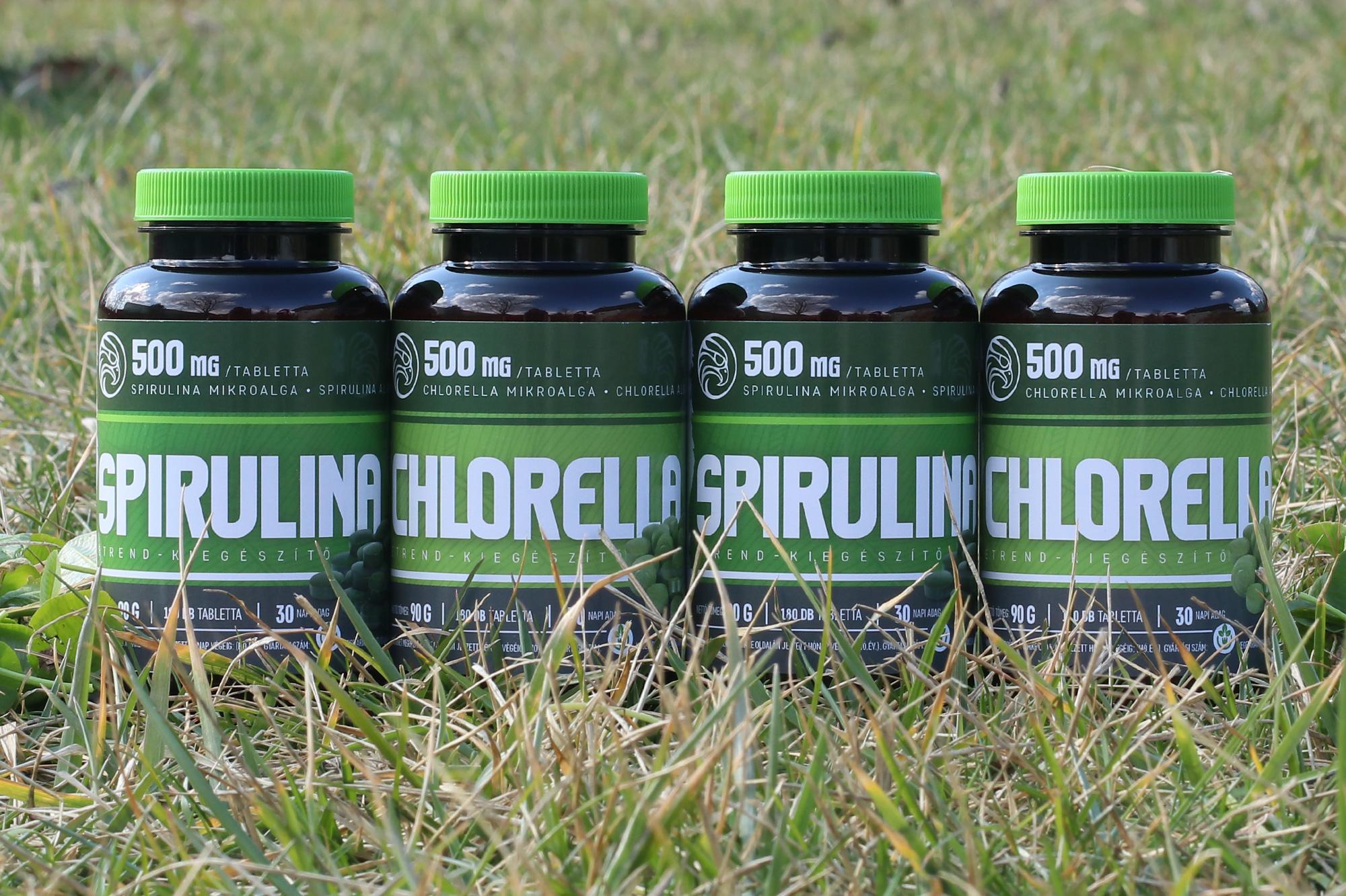 spirulina és magas vérnyomás hipertóniás sóoldat magas vérnyomás esetén