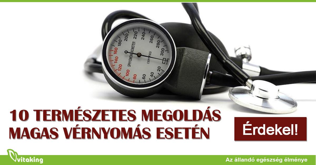 Magas vérnyomás – a hipertónia leírása, okai és kezelése