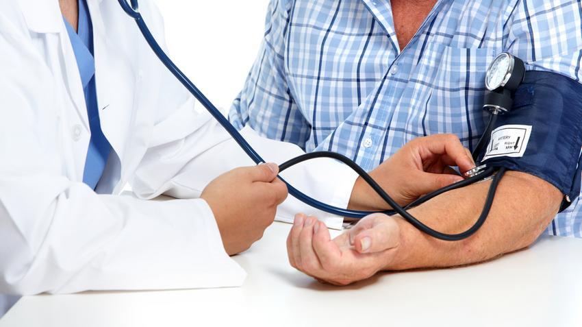 veseartériás magas vérnyomás