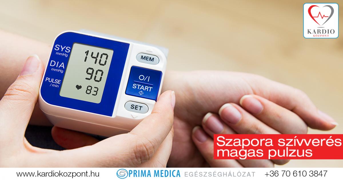 magas vérnyomás és alacsony pulzusú gyógyszerek