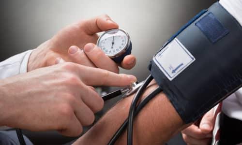 éles nyomáscsökkenés magas vérnyomás esetén