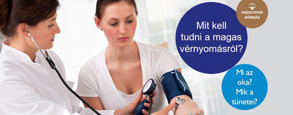 Magas vérnyomás-betegség – a néma gyilkos   Magánrendelés Budapest