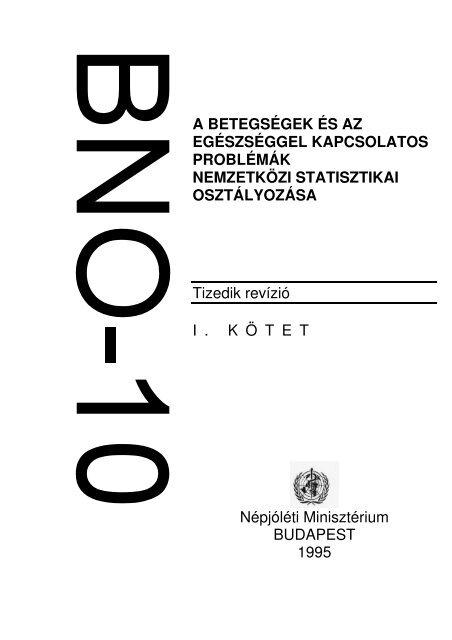 BNO-10-18 – Máshova nem osztályozott panaszok, tünetek és kóros klinikai és laboratóriumi leletek